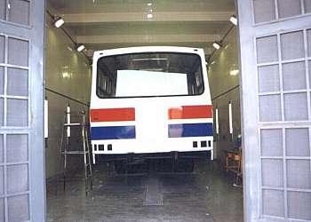 Preço de cabine de pintura eletrostática