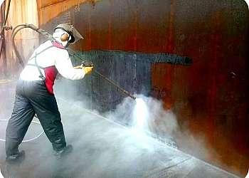Hidrojateamento offshore
